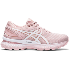 asics Gel-Nimbus 22 Shoes Women, ginger peach/white
